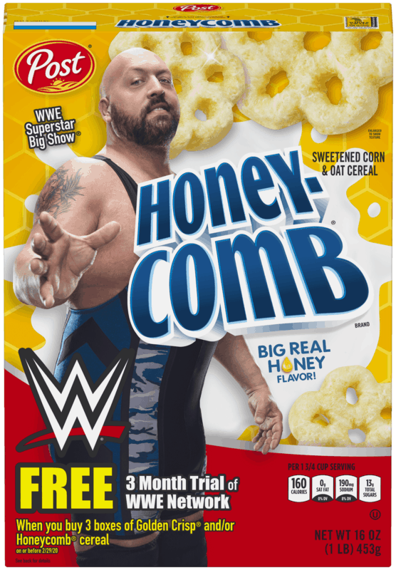 $0.50 for Post® Honey-Comb® Cereal (expiring on Sunday, 12/29/2019). Offer available at multiple stores.