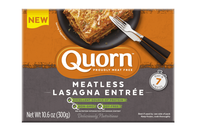 $2.00 for Quorn Meatless Lasagna (expiring on Sunday, 01/31/2021). Offer available at Kroger, Giant Eagle, ShopRite, Wegmans, PriceRite.