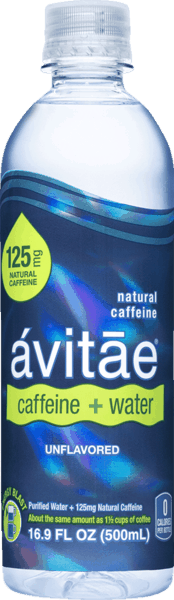 $0.50 for Avitae Caffeine + Water (expiring on Wednesday, 01/02/2019). Offer available at multiple stores.