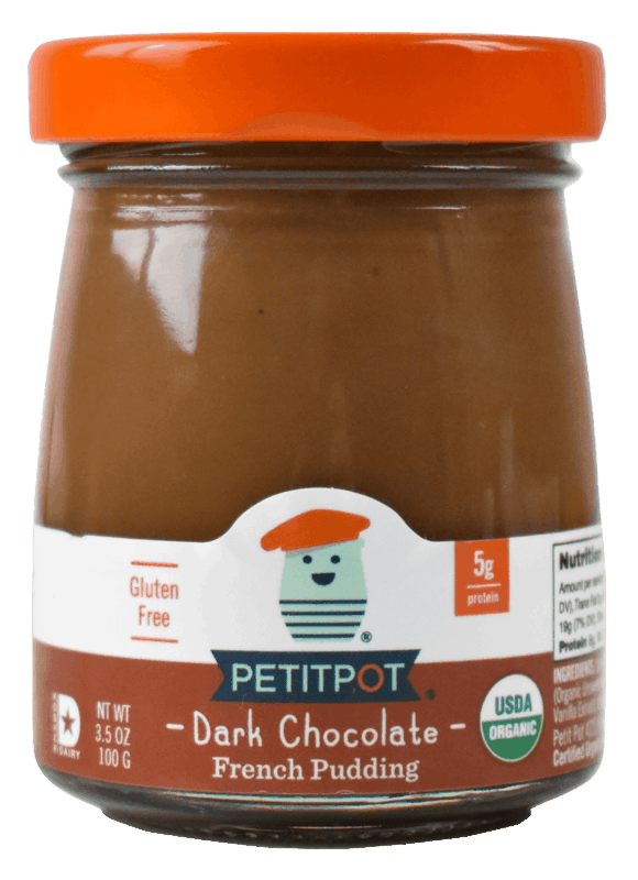 $0.25 for Petit Pot Organic French Puddings (expiring on Tuesday, 06/30/2020). Offer available at multiple stores.