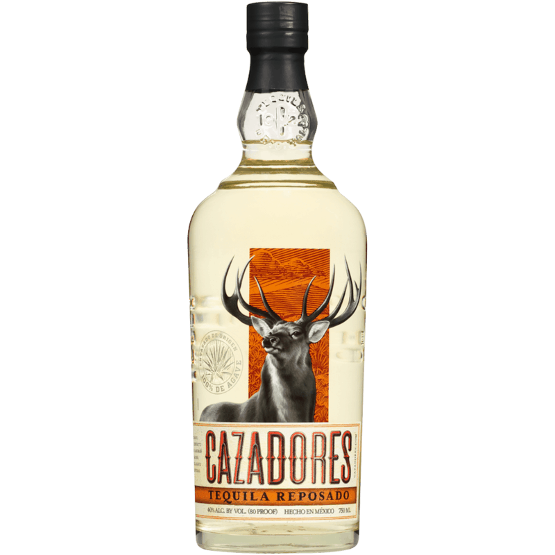 $2.00 for Tequila Cazadores (expiring on Sunday, 09/06/2020). Offer available at multiple stores.