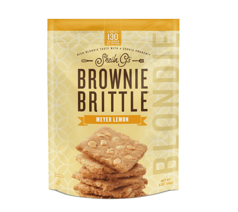 $1.00 for Sheila G's Brownie Brittle (expiring on Wednesday, 03/03/2021). Offer available at multiple stores.