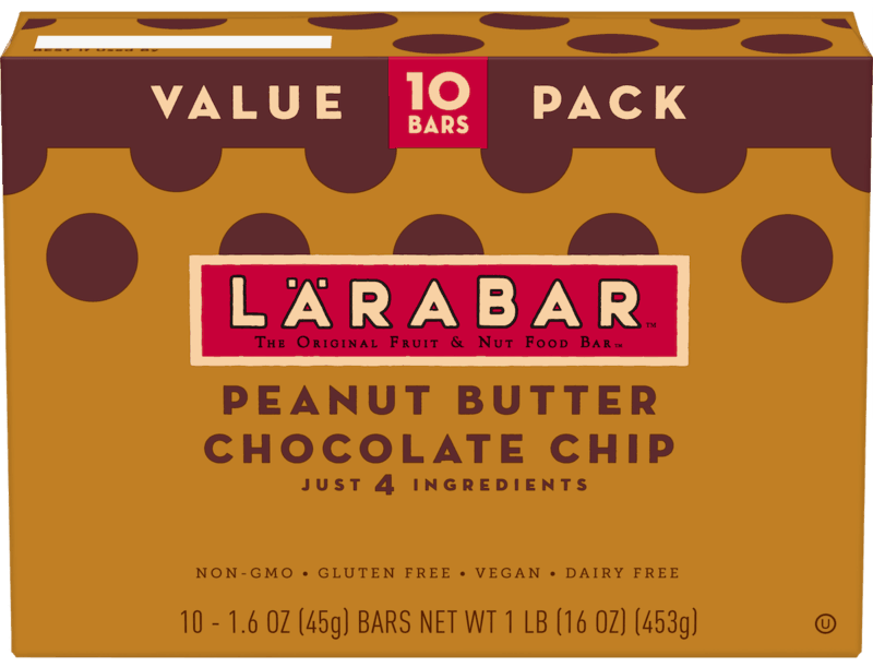 image regarding Chips Ahoy Coupons Printable named Larabar Discount coupons: 8 Printable Discount coupons for September 2019