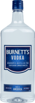 $1.00 for Burnett's (expiring on Friday, 10/30/2020). Offer available at multiple stores.