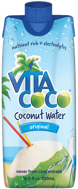 $0.75 for Vita Coco Coconut Water (expiring on Sunday, 02/02/2020). Offer available at multiple stores.