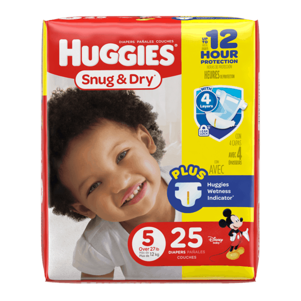 $2.00 for Huggies® Diapers (expiring on Tuesday, 10/31/2017). Offer available at Walgreens.
