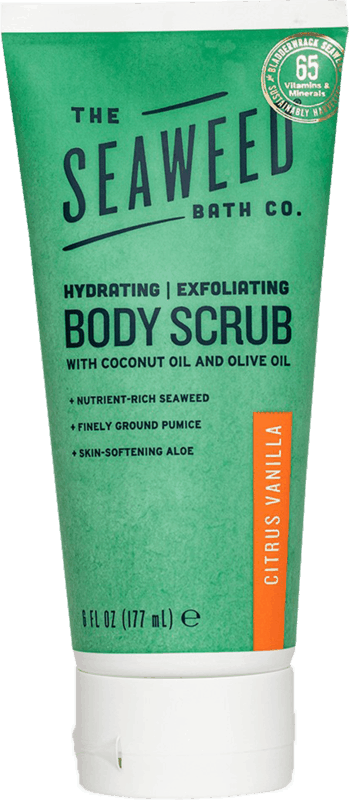 $1.00 for Seaweed Bath Co. Hydrating Body Scrub (expiring on Thursday, 04/30/2020). Offer available at Target, Whole Foods Market®.