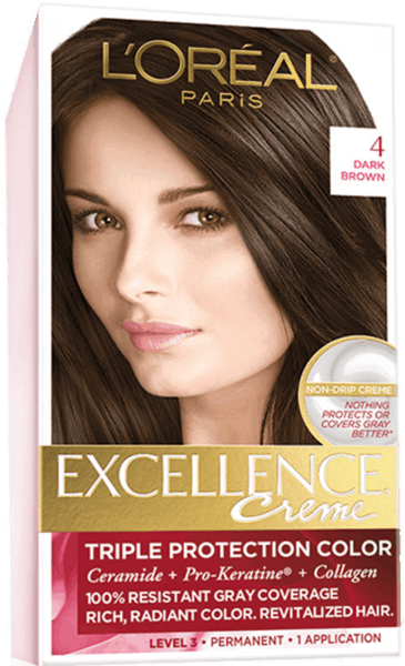 $1.50 for L'Oréal Paris® Excellence Hair Color. Offer available at multiple stores.