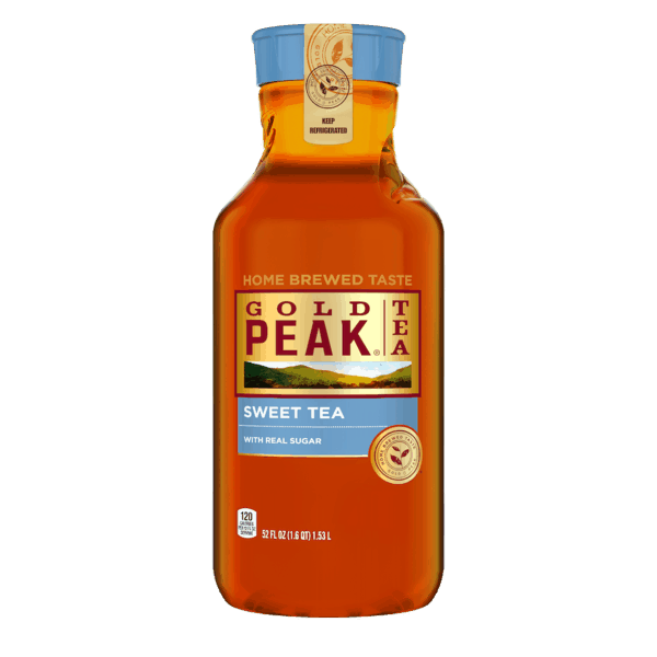 $0.40 for Gold Peak® Tea. Offer available at multiple stores.