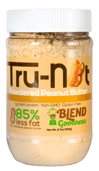 $0.50 for Tru-Nut Powdered Peanut Butter (expiring on Saturday, 06/02/2018). Offer available at multiple stores.