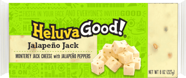 $1.50 for Heluva Good!® Cheese (expiring on Saturday, 12/09/2017). Offer available at Walmart.