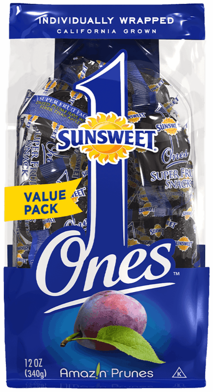 $1.00 for Sunsweet Ones (expiring on Sunday, 08/02/2020). Offer available at multiple stores.
