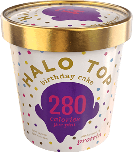 picture regarding Halo Top Printable Coupon named $1.00 for Halo Supreme Ice Product. Provide obtainable at many