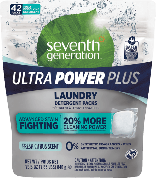 "photograph regarding Seventh Generation Printable Coupons titled $1.00 for 7th Generationâ""¢ Extremely Ability Plusâ""¢ Laundry"