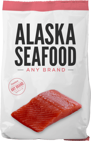 $1.00 for Frozen Alaska Salmon or Halibut (expiring on Friday, 08/03/2018). Offer available at multiple stores.