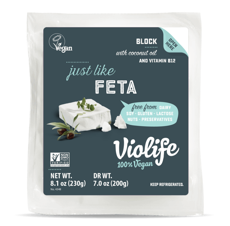 $1.00 for Violife® Vegan Cheese (expiring on Sunday, 02/02/2020). Offer available at multiple stores.