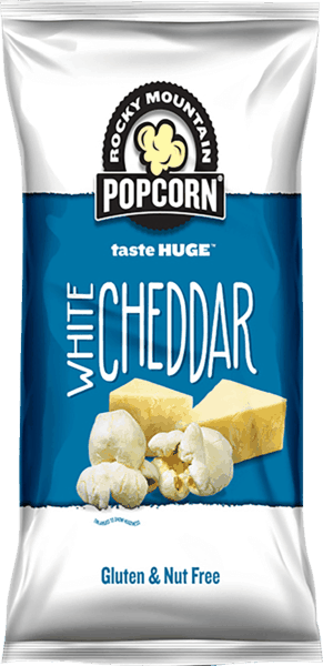 $1.00 for Rocky Mountain Popcorn® Share Size (expiring on Wednesday, 08/01/2018). Offer available at King Soopers, Buc-ee's, Love's Travel Stop, Thorntons.