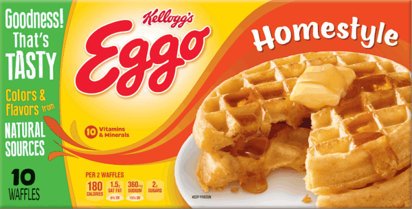$0.50 for Eggo® Waffles (expiring on Saturday, 06/02/2018). Offer available at Walmart.