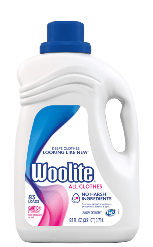 $2.00 for Woolite® All Clothes (expiring on Tuesday, 09/01/2020). Offer available at Target.