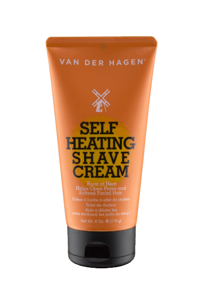 $1.00 for Van Der Hagen® Self Heating Shave Cream (expiring on Sunday, 12/02/2018). Offer available at multiple stores.