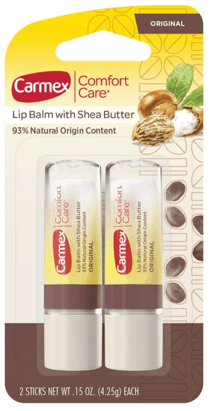 $1.00 for Carmex Comfort Care Lip Balm (expiring on Sunday, 01/26/2020). Offer available at Family Dollar.