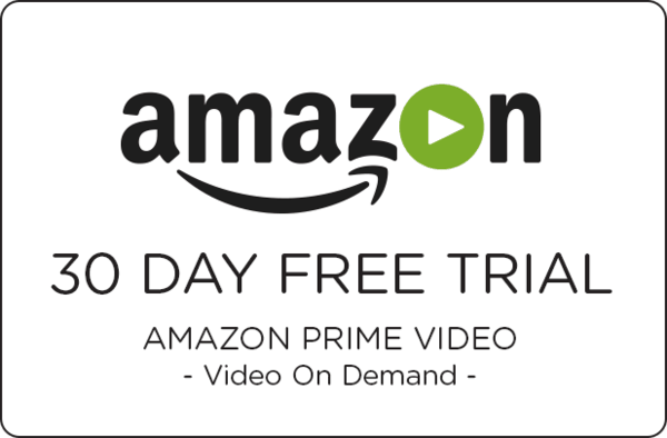 $0.00 for Amazon Prime Video - Free Trial (expiring on Tuesday, 09/03/2019). Offer available at Amazon.