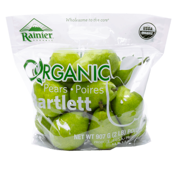$0.75 for Bartlett® Pears (expiring on Friday, 05/17/2019). Offer available at Harris Teeter, Food Lion, D&W Fresh Market, Family Fare Supermarkets.
