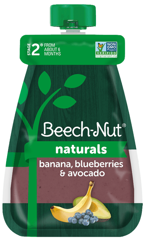 $0.50 for Beech-Nut Naturals Pouches. Offer available at Walmart, Walmart Grocery.