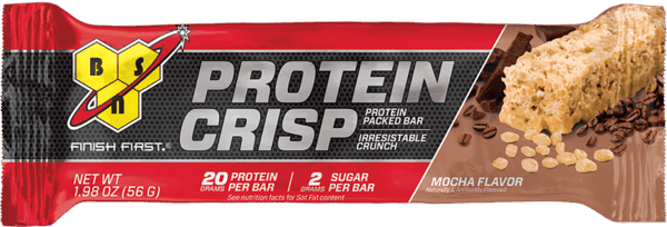 $0.25 for BSN® Protein Crisp (expiring on Friday, 11/30/2018). Offer available at GNC, Vitamin Shoppe.