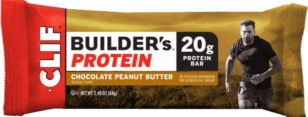$0.25 for CLIF® Builder's®. Offer available at Walmart.