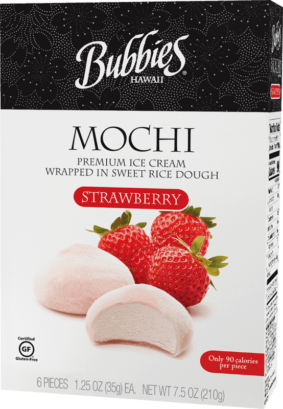$1.00 for Bubbies® Mochi Ice Cream Packs (expiring on Saturday, 05/02/2020). Offer available at multiple stores.