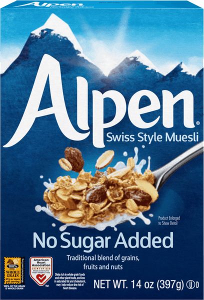 $1.00 for Alpen® Muesli (expiring on Tuesday, 04/02/2019). Offer available at Whole Foods Market®.