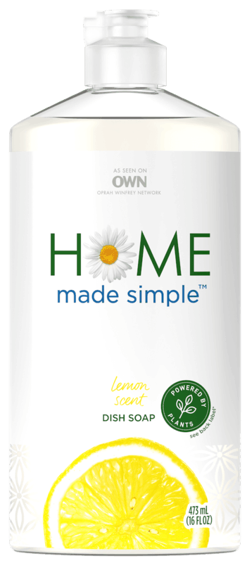 $1.00 for Home Made Simple™ Dish Soap (expiring on Monday, 03/02/2020). Offer available at Walmart.