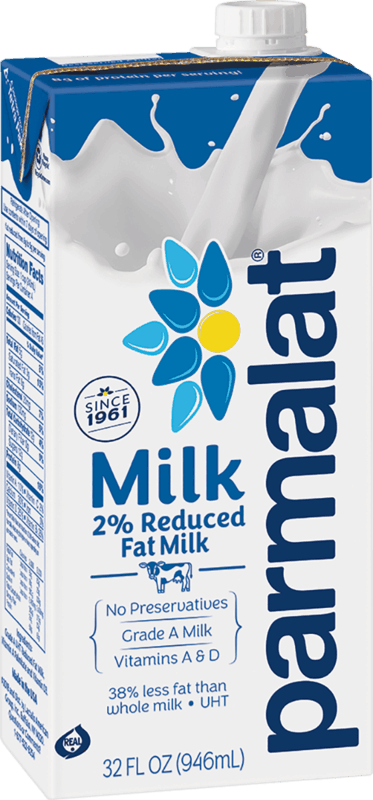 $2.00 for Parmalat Shelf Stable Milk (expiring on Thursday, 08/12/2021). Offer available at Walmart, Walmart Pickup & Delivery.