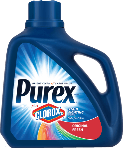 $1.25 for Purex® Laundry Detergent. Offer available at Target, Kroger.