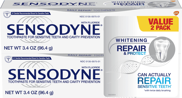 $2.00 for ProNamel® & Sensodyne® Toothpaste (expiring on Saturday, 09/16/2017). Offer available at Walmart.