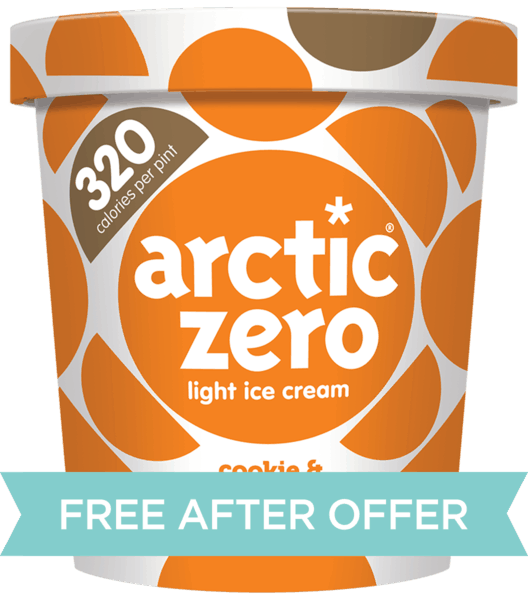 $4.00 for Arctic Zero® Light ice cream (expiring on Thursday, 12/27/2018). Offer available at Ralphs.