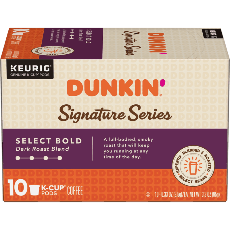 $0.75 for Dunkin' K-Cup pod Coffee or Hot Cocoa (expiring on Monday, 07/06/2020). Offer available at multiple stores.