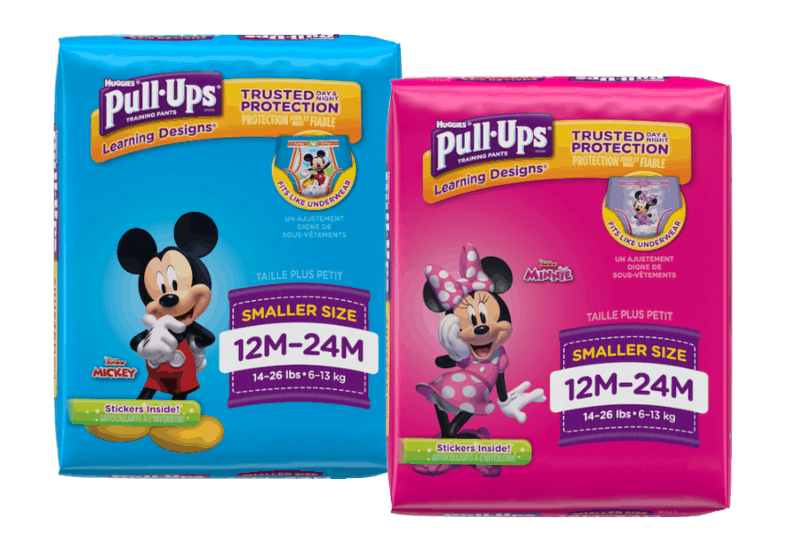 $2.00 for Huggies Pull-Ups (expiring on Sunday, 03/01/2020). Offer available at multiple stores.