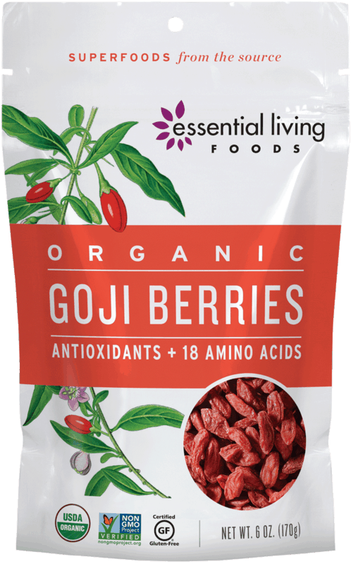 $1.00 for Essential Living Foods Dried Berries (expiring on Saturday, 10/31/2020). Offer available at multiple stores.