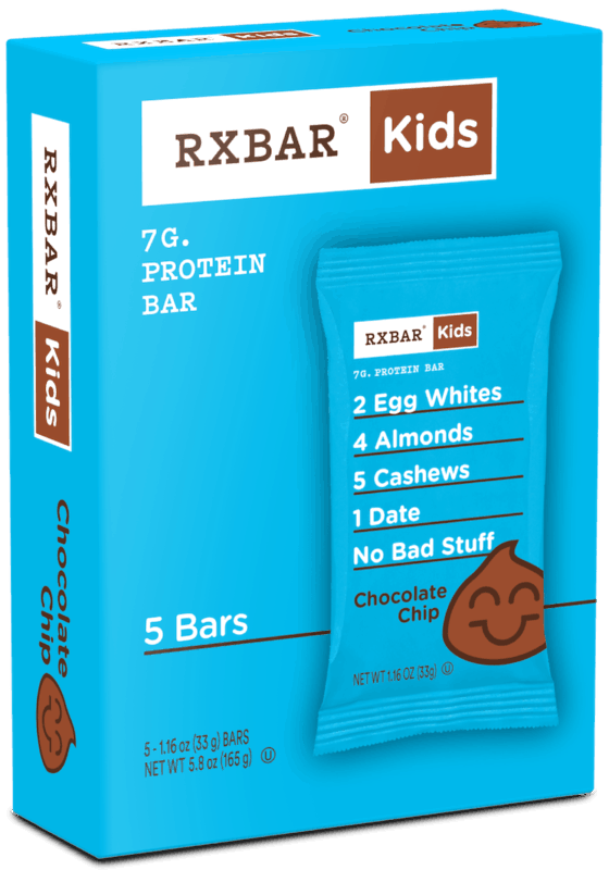 $1.00 for RXBAR Kids Multipack (expiring on Sunday, 08/02/2020). Offer available at multiple stores.