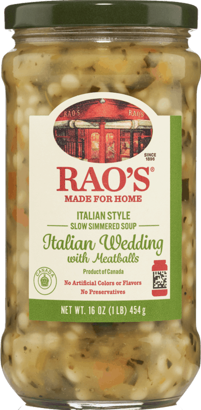 $1.00 for Rao's® Soup (expiring on Saturday, 05/02/2020). Offer available at multiple stores.