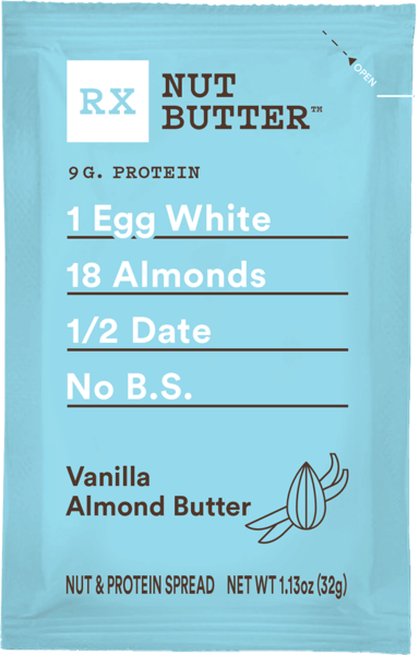 $0.25 for RX Nut Butter™ (expiring on Saturday, 03/02/2019). Offer available at Target.