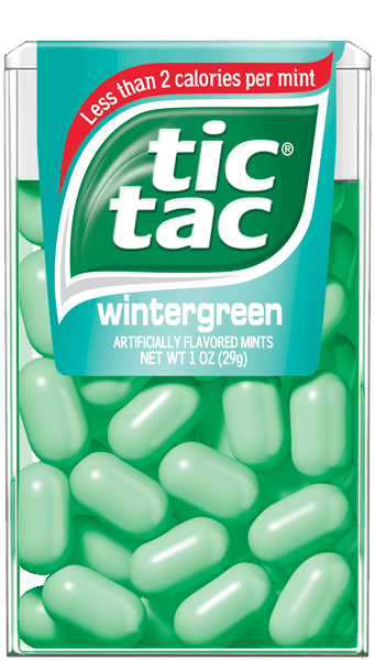 $0.25 for Tic Tac® Mints (expiring on Monday, 04/02/2018). Offer available at multiple stores.