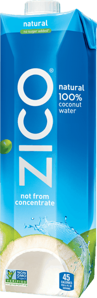 $1.50 for ZICO® Coconut Water (expiring on Friday, 11/02/2018). Offer available at Walmart.