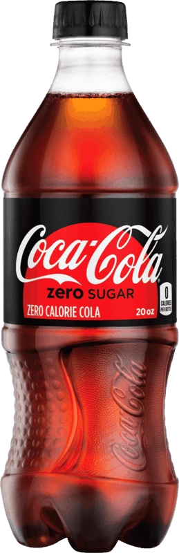 $0.50 for Coca-Cola Zero Sugar (expiring on Friday, 08/21/2020). Offer available at Walmart, Walmart Grocery.