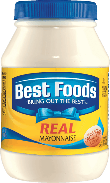 $0.50 for Best Foods® Real Mayonnaise Jar (expiring on Wednesday, 06/06/2018). Offer available at multiple stores.