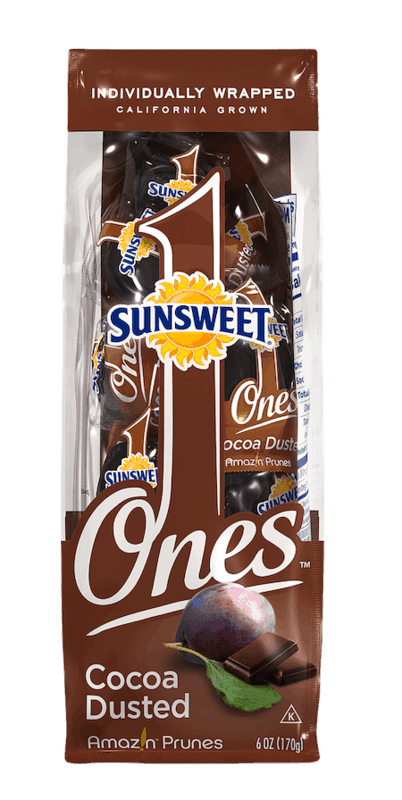 $1.00 for Sunsweet Cocoa Dusted Ones. Offer available at multiple stores.