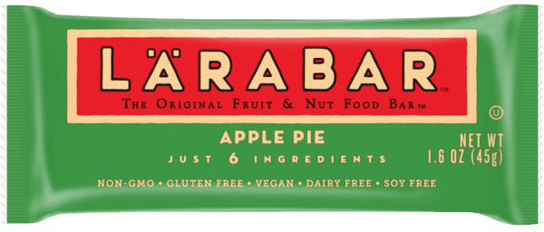 $1.00 for LÄRABAR® Original Bars (expiring on Monday, 07/02/2018). Offer available at Wegmans.