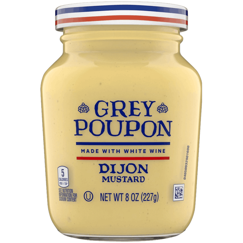 $0.50 for GREY POUPON. Offer available at multiple stores.